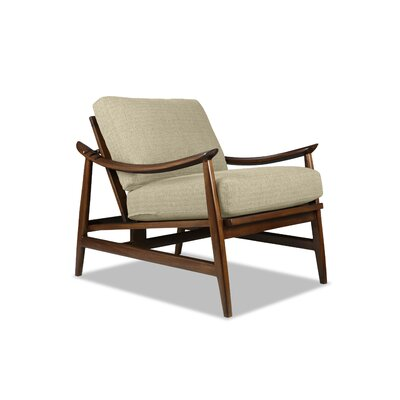 Annabell Recliner Armchair Upholstery: Sand