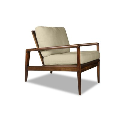 Ayana Recliner Armchair Upholstery: Sand