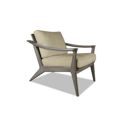 Emmaline Recliner Armchair Upholstery: Sand