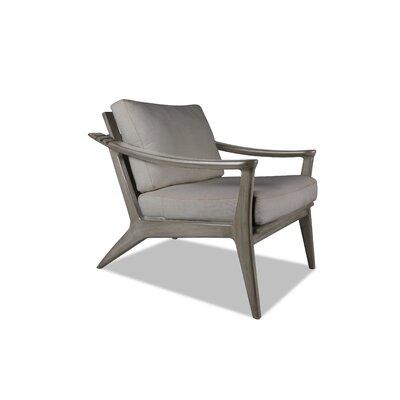 Emmaline Recliner Armchair Upholstery: Gray