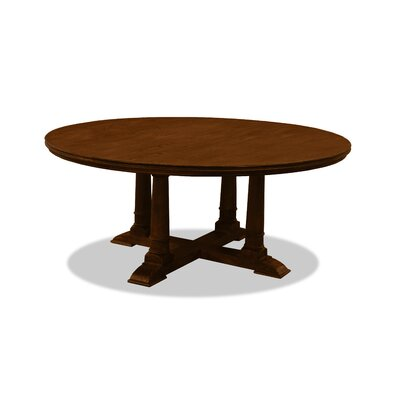 Carmel Dining Table 54 Finish: Cognac