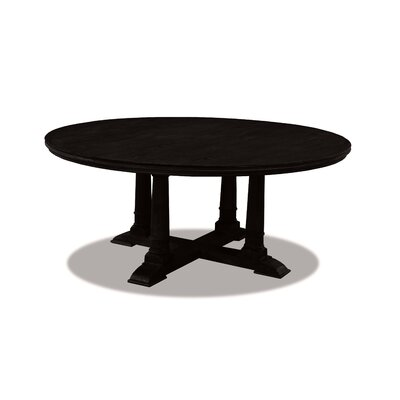 Carmel Dining Table 60 Finish: Espresso