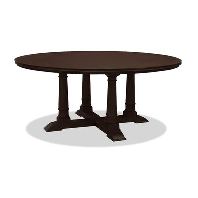 Carmel Dining Table 72 Finish: Walnut