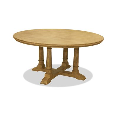 Carmel Dining Table 54 Finish: Maple