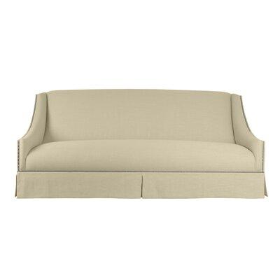 Trento Sofa 95 Upholstery: Sand