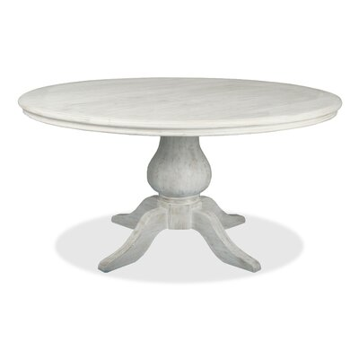 Marseille Dining Table 54 Finish: Vintage White