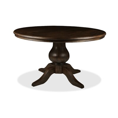 Marseille Dining Table 60 Finish: Walnut