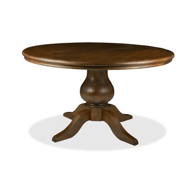 Marseille Dining Table 48 Finish: Cognac