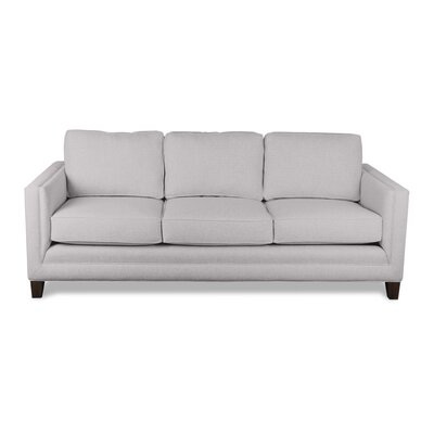 Cannes 84 Sofa Upholstery: Grey