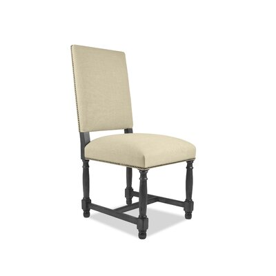 Lincoln Side Chair Upholstery: Sand