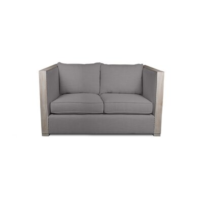 Renewal Loveseat Upholstery: Gray