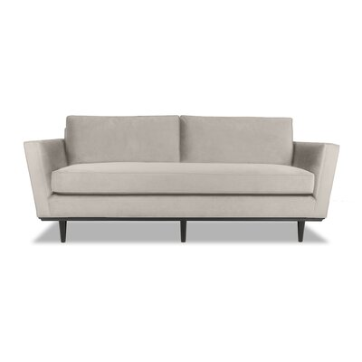 Clayton 60 Sofa Upholstery: Pearl