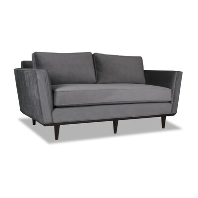Clayton 72 Sofa Upholstery: Pewter