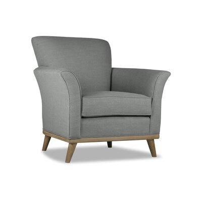 Jay Armchair Upholstery: Gray