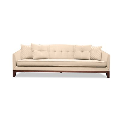 Roy 96 Sofa Upholstery: Sand