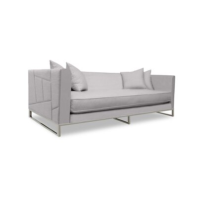 Lawrence 80 Sofa Upholstery: Gray
