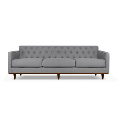 Harvey 60 Sofa Upholstery: Gray