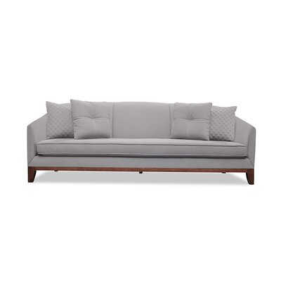 Lucile 72 Sofa Upholstery: Gray