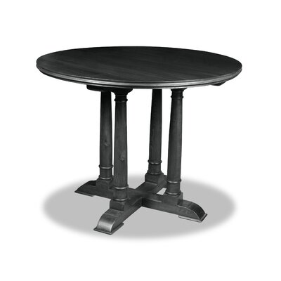 Carmel Pub Table Finish: Dry Gray, Size: 42 H x 42 L x 42 W