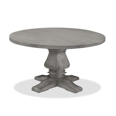Weston Dining Table Finish: Dry Cement, Size: 72