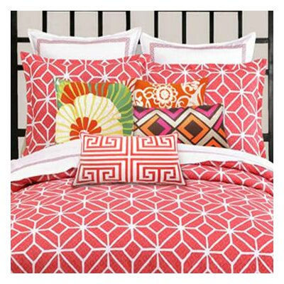 Palm Springs Block Euro Sham