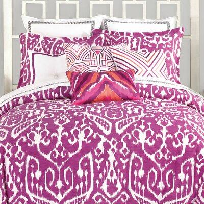 3 Piece Comforter Set Size: King