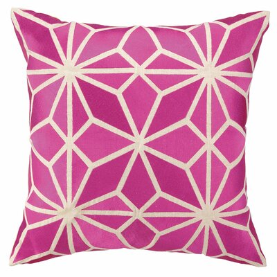 Mojave Embroided Throw Pillow