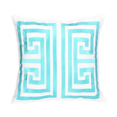 Huntington Striped Cotton Throw Pillow