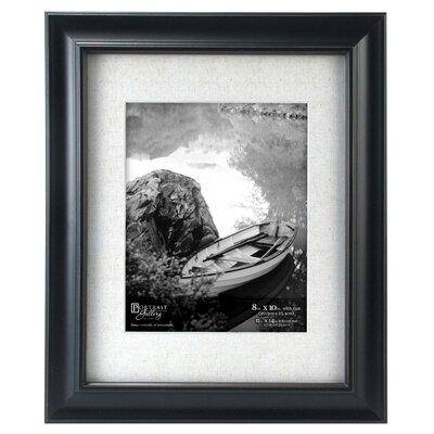 Barnside Picture Frame Color: Black 2134-80