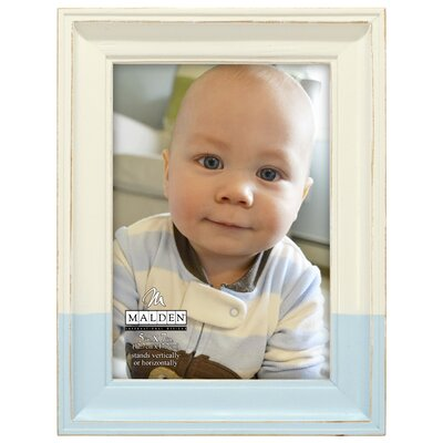 Dip Picture Frame Color: Blue 2233-57