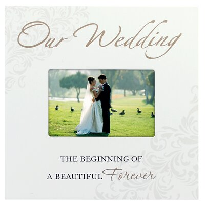 Our Wedding Storyboard Picture Frame 4278-46