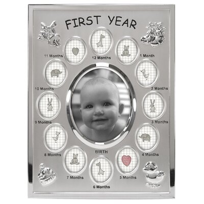 Buy Low Price Malden Baby\'s 1st Year Picture Frame | Picture Frame Mart