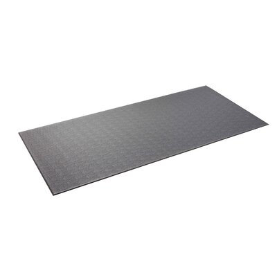 Tread Mat Size: 78 H x 36 W, Color: Gray