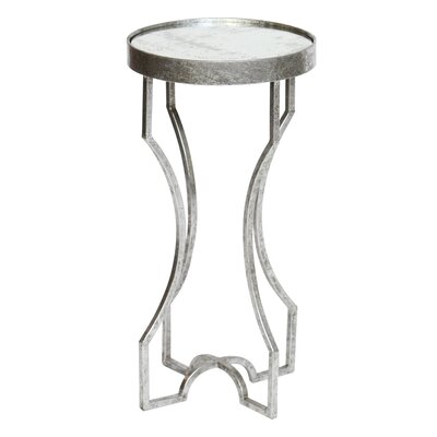 Tray Table Color: Silver Leaf