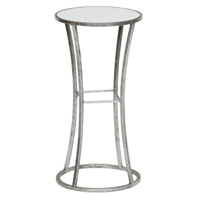 End Table Finish: Silver Leaf