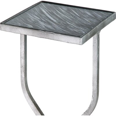 End Table Color: Antique Silver