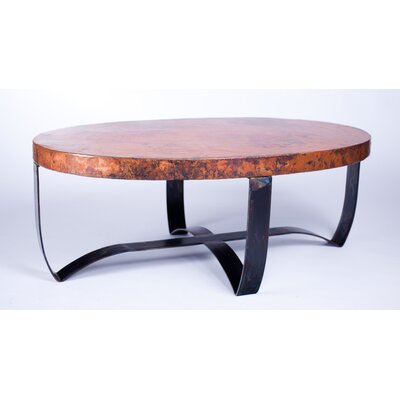 Coffee Table Top Finish: Copper