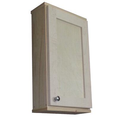 Shaker Series 15 x 25.5 Surface Mount Medicine Cabinet