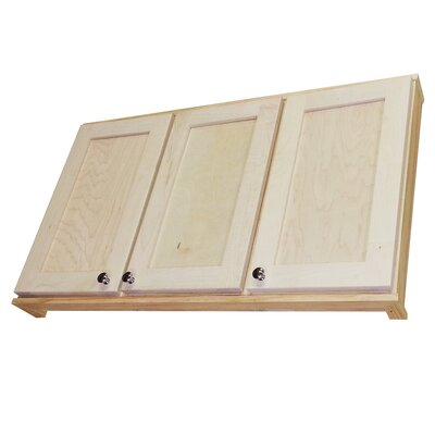 Shaker Series 43 x 25.5 Surface Mount Medicine Cabinet