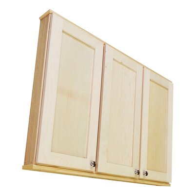 Shaker Series 43 x 37.5 Surface Mount Medicine Cabinet