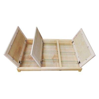 Shaker Series 43 x 31.5 Surface Mount Medicine Cabinet