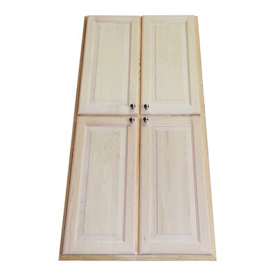 "WG Wood Products Baldwin 55"" Recessed Bathroom Pantry at Sears.com"
