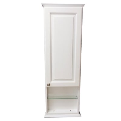 Drexel Series 15.25 x 49.5 Surface Mount Medicine Cabinet