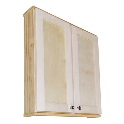 Shaker Series 29 x 31.5 Surface Mount Medicine Cabinet