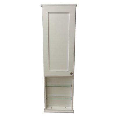 Lancaster Series 15.25 x 49.5 Surface Mount Medicine Cabinet