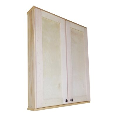 Shaker Series 29 x 37.5 Surface Mount Medicine Cabinet