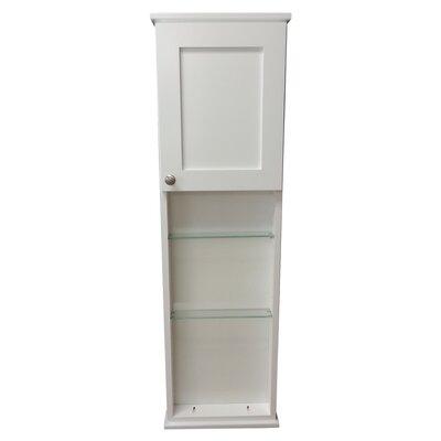 Lancaster Series 15.25 x 43.5 Surface Mount Medicine Cabinet