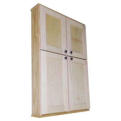 Shaker Series 29 x 25.5 Surface Mount Medicine Cabinet