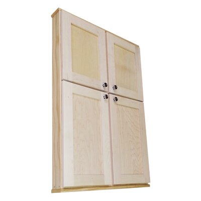 Shaker Series 29 x 43.5 Surface Mount Medicine Cabinet