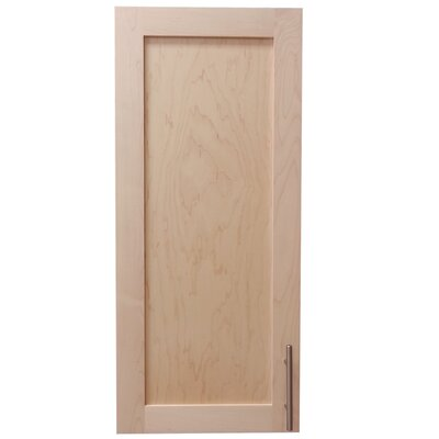 Cumberland Surface Mount Medicine Cabinet Size: 3.25, Finish: Unfinished Pine